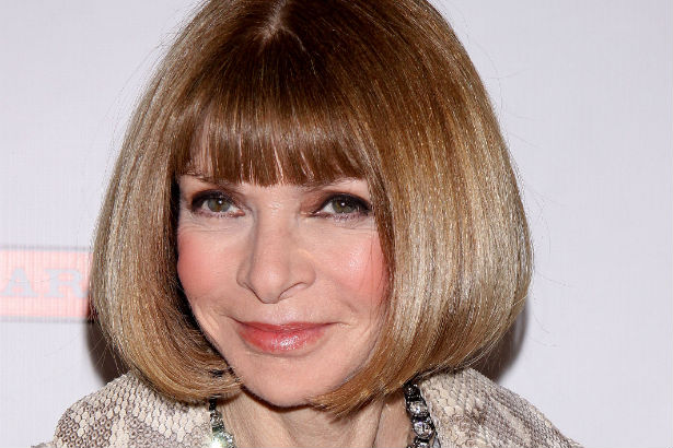 Anna wintour close up