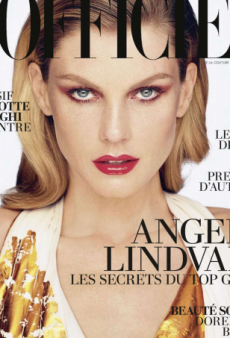 An 'Ageless' Angela Lindvall Is French L'Officiel's June/July Cover Star (Forum Buzz)