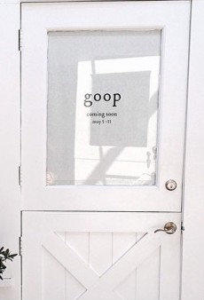 Gwyneth Paltrow to Busy Herself at Goop Pop-Up During the Met Gala