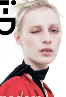 Willy Vanderperre Photographs Julia Nobis for i-D's Summer Issue (Forum Buzz)
