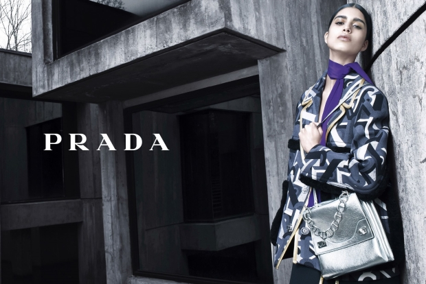 Prada Ad Campaign Fall Winter 2014 2015