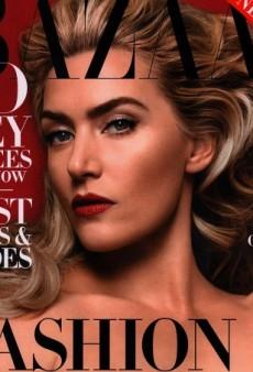 Kate Winslet's Harper's Bazaar Cover is 'Too Festive For June' (Forum Buzz)