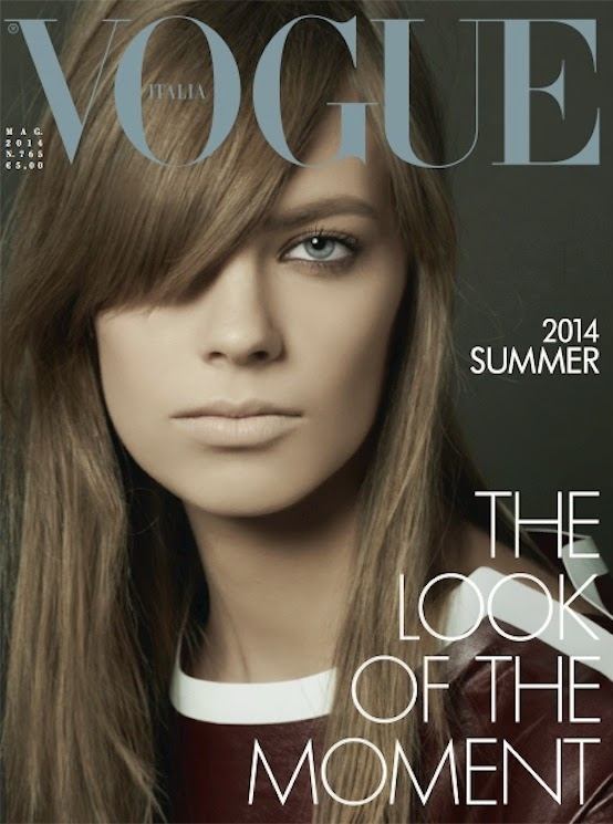 Vogue Italia May 2014 Lexi Boling Steven Meisel