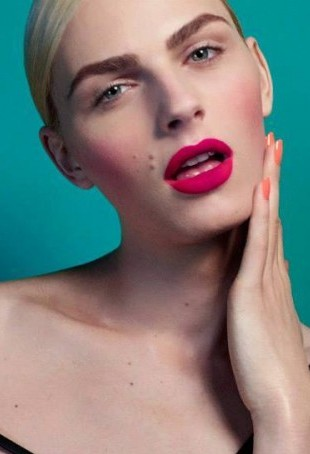 Andrej Pejic The Little Mermaid