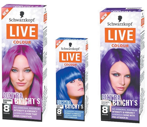 The Best Temporary Hair Color Products for Rainbow-Hued Hair ...
