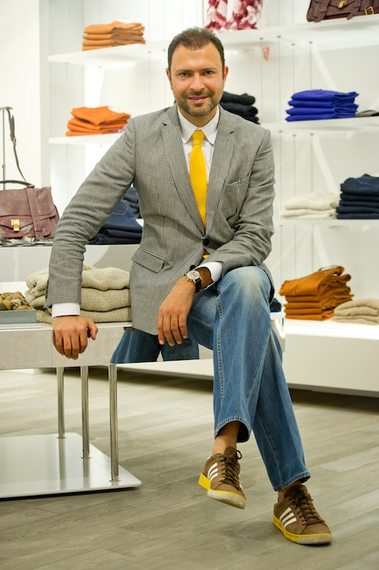 Intermix CEO and founder Khajak Keledjian