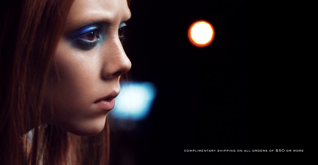 Marc jacobs beauty campaign fall 2014
