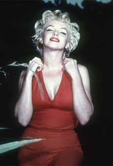 Link Buzz: Happy Birthday Marilyn Monroe; Inside the Python Skin Trade