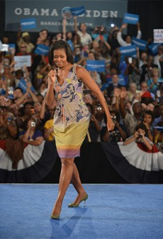 Who Pays for Michelle Obama's Fantastic Designer Wardrobe?
