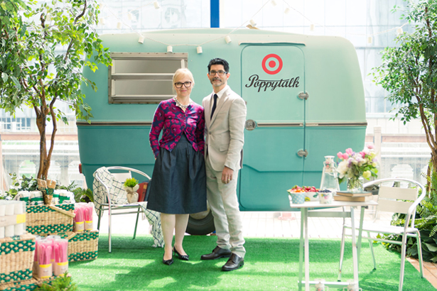 Target x Poppytalk Capsule Collection