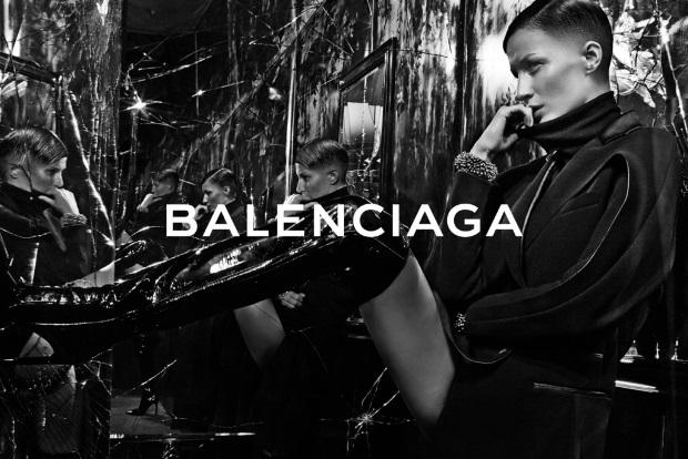 Ad Campaign Balenciaga Fall 2014 Gisele Bundchen Steven Klein