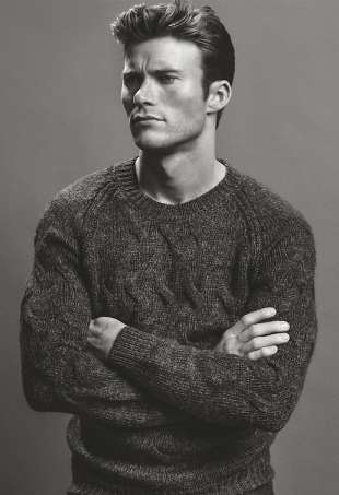ad-campaign-hugo-boss-fall-2014-edie-campbell-scott-eastwood-portrait