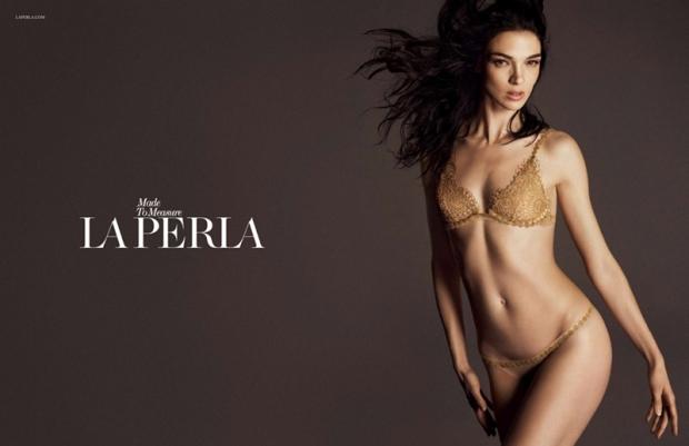 Ad Campaign La Perla F/W 14.15 Mert & Marcus