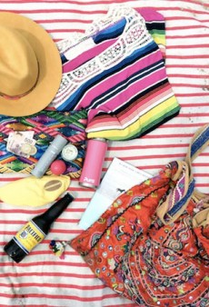 What's In Your Beach Bag? Our Favorite Beach and Swimwear Designers Open Up