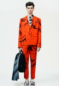 London Collections: Men Spring 2015 Runway Review