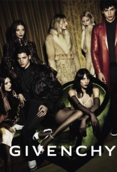 Kendall Jenner, Mariacarla Boscono and More Score Givenchy Fall 2014 Campaign
