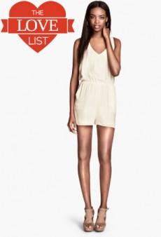 Summer Whites: The Love List