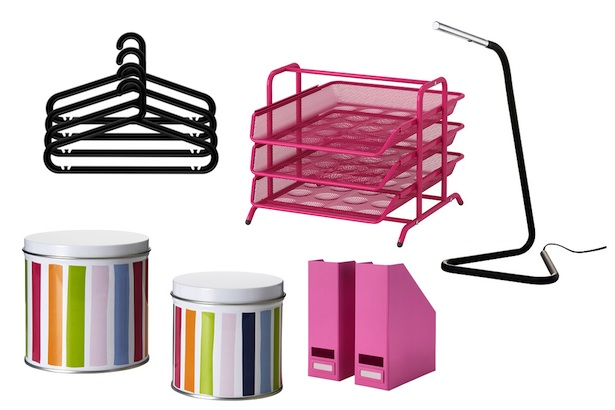 dorm room essentials from ikea - thefashionspot