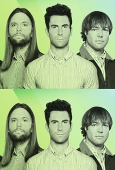 We're Giving Away Tickets to See Maroon 5 at the Bowery Ballroom in NYC!