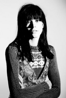 Miu Miu Photographs Stacy Martin in Black-and-White for Fall 2014 Campaign (Forum Buzz)