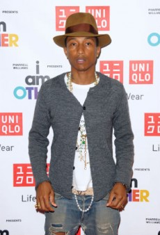 Pharrell Williams' G-Star RAW Line Wins Top Honors at Cannes Lions
