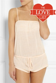 Summer Sleepwear Essentials: The Love List