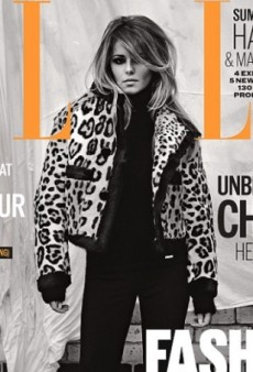 Cheryl Cole's UK Elle Cover is Finally Here and It's a 'Catastrophe' (Forum Buzz)