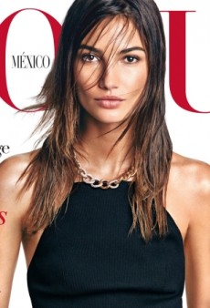 Back On Track: Vogue Mexico's July Cover Goes to Lily Aldridge (Forum Buzz)