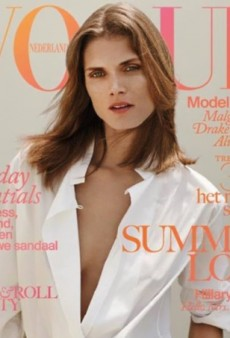 Model of the Month: Malgosia Bela Scores Yet Another Vogue Cover (Forum Buzz)
