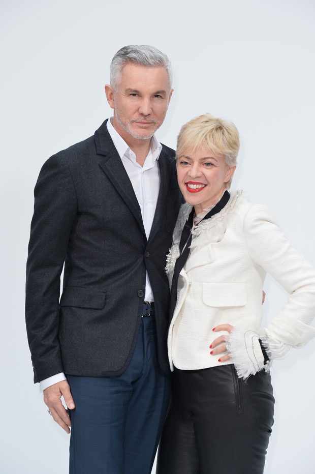 Baz Luhrmann and Catherine Martin Chanel haute couture