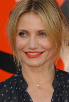Cameron Diaz May Have Hooked Up with a Girl, but It Wasn't Drew Barrymore