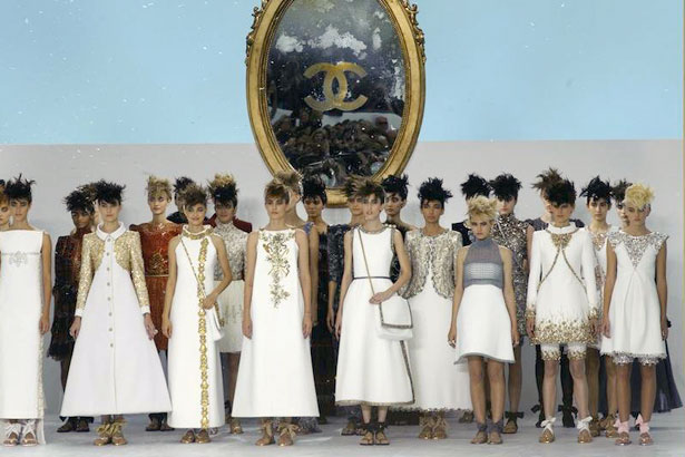 Chanel Fall 2014 Haute Couture Runway Review TheFashionSpot