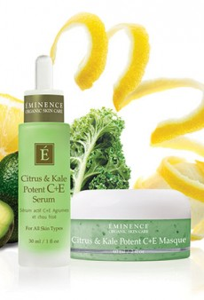 Kale, Honey, Tomatoes and Other Food Products You Want in Your Skincare