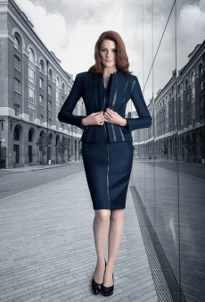 'The Good Wife' Costume Designer and Andrea Cecile Cohen of Number 35 on Their New Collab, 35·DL