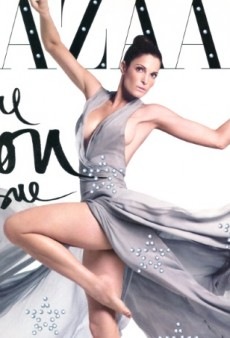 Flashback: UK Harper's Bazaar November 2008 with Stephanie Seymour by Paola Kudacki
