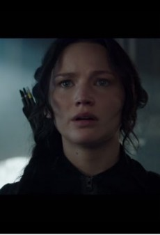 The Hunger Games Mockingjay Trailer is Here!