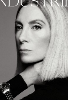 Inez van Lamsweerde & Vinoodh Matadin Photograph Tonne Goodman for Industrie Magazine (Forum Buzz)