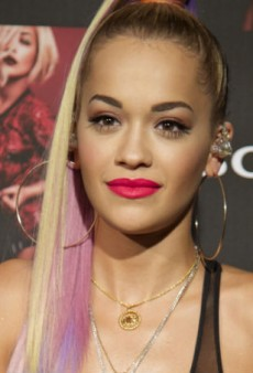 Rita Ora Says She Struggled to Master an American Accent for Her 'Fifty Shades' Role