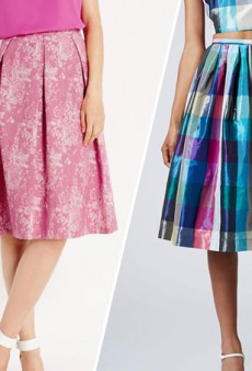 10 Shapely Midi Skirts That Will Have You Feeling Like a Lady
