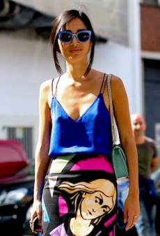 Polished Ways to Give Your Tank Top a Makeover
