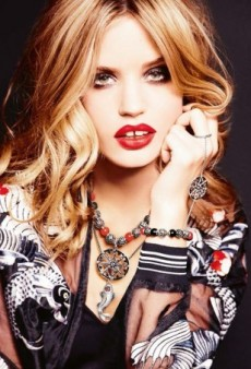 Thomas Sabo's Extensive Fall 2014 Collection Featuring Georgia May Jagger is Coming