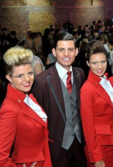 Vivienne Westwood Unveils New Uniforms for Virgin Atlantic