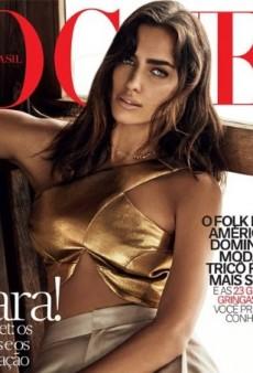 Irina Shayk 'Looks Like a Plastic Doll' on Vogue Brazil's August Cover (Forum Buzz)