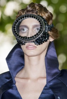 Craziest Beauty Looks from the Runways of Haute Couture Fall 2014