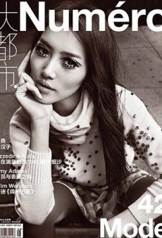 Liu Wen Scores Numéro China's September Cover (Forum Buzz)