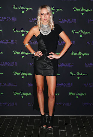 Dom Perignon Masquerade Ball At Marquee Nightclub Tully Smyth