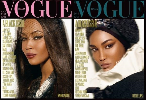 Controversial Vogue Covers Article
