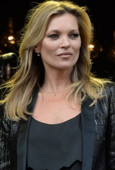 Now You Can Drink Champagne from Kate Moss' Breast