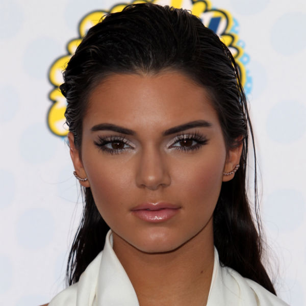 Get Kendall Jenner\'s Icy Glamazon Beauty Look at Home - theFashionSpot