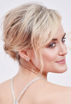 Emmys Red Carpet Beauty Trend: New Twists on the Classic Updo